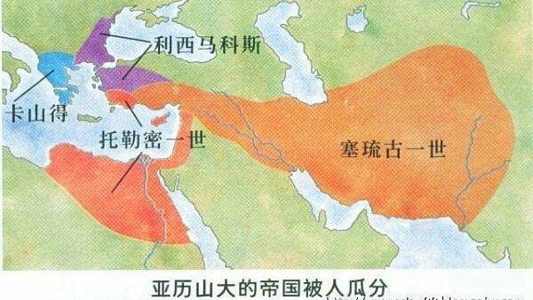 亞歷山大傳奇的一生:靠武力建立起的馬其頓帝國在他死後瓦解 - 每日頭條