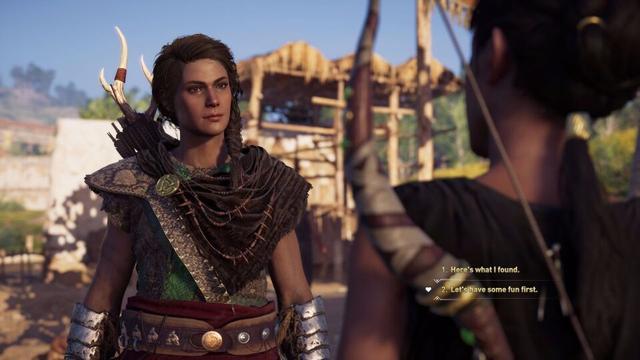 遊戲公司竟強迫玩家生子,《刺客信條:奧德賽》新DLC的荒謬劇情 - 每日頭條