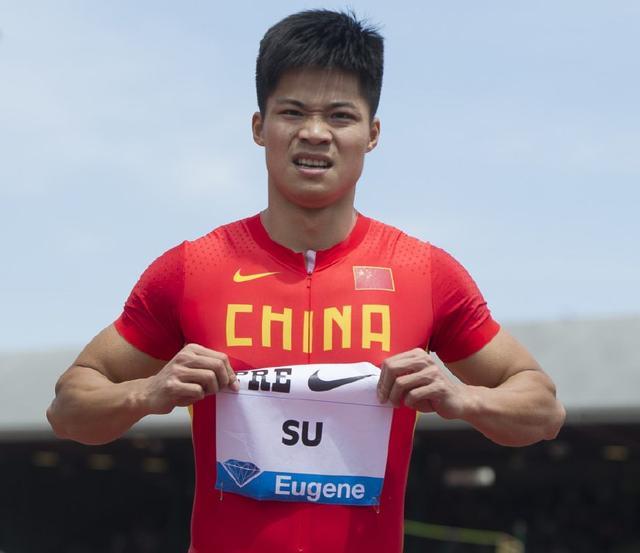 蘇炳添60m跑出6.55s奪冠,跑完100m有多快?數據揭示蘇炳添極限 - 每日頭條