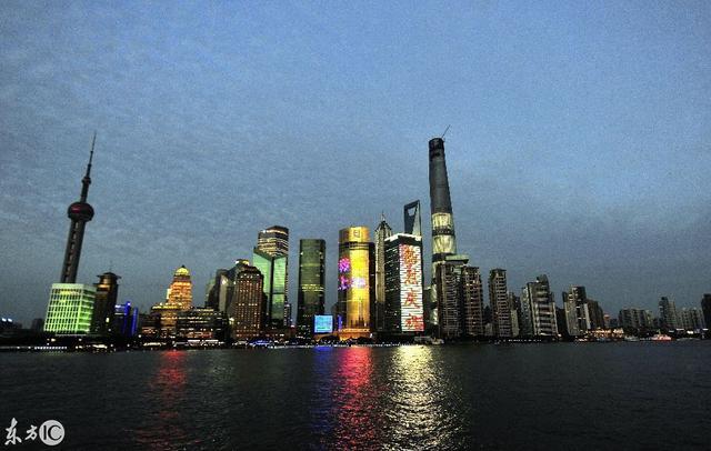 上海浦東新區:魔都開啟絢麗「夜景模式」 - 每日頭條