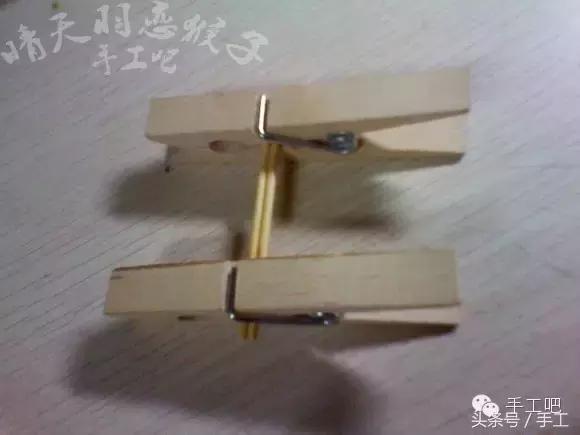 牙籤基礎教程。小橋。竹籤、筷子手工可借鑑 - 每日頭條