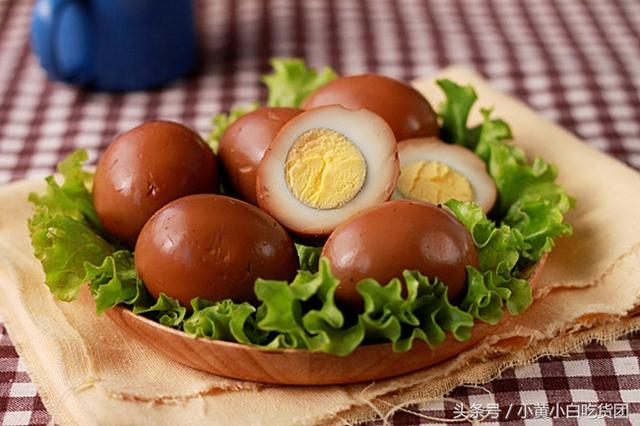 超簡單製作鄉巴佬滷蛋。比超市的好吃多了 - 每日頭條