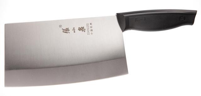 到底是刀工不好還是刀子太鈍?教你怎樣把家用廚刀磨到吹毛斷髮 - 每日頭條