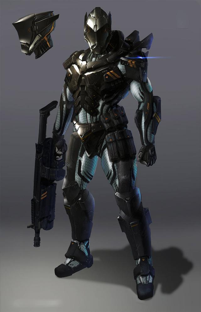 人形機甲。它是未來戰爭人類最強大的必備武器嗎? - 每日頭條
