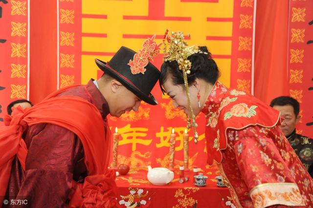 六禮:盤點中國古代從議婚至完婚過程中的六種禮節 - 每日頭條