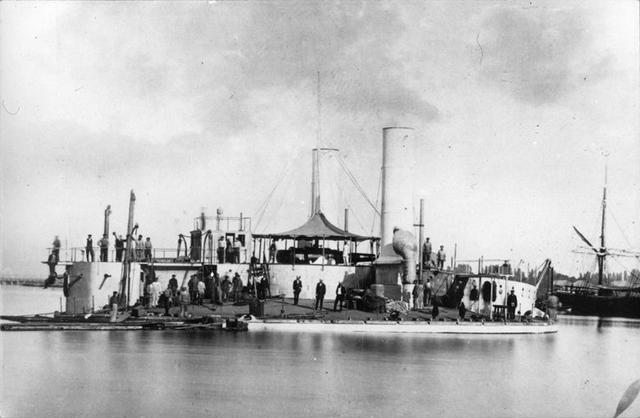 圓形的戰艦:沙俄海軍「波波夫卡」賞析 - 每日頭條
