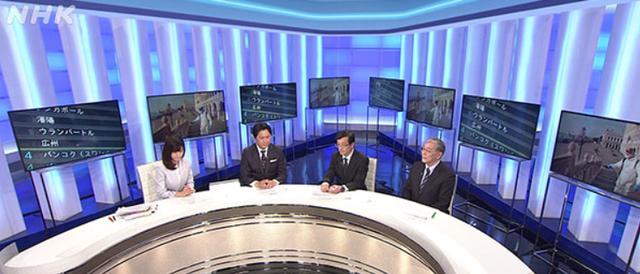 日本NHK:微米鏡頭下飛沫的傳播,空中最少滯留20分鐘。 - 每日頭條