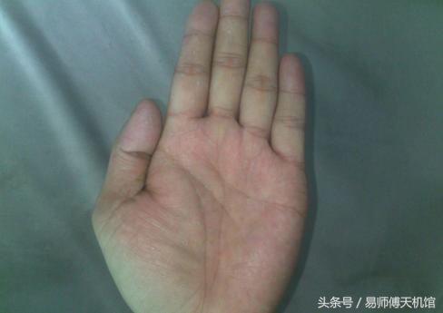男人斷掌紋的命運,如何看手相斷掌圖解知運勢? - 每日頭條