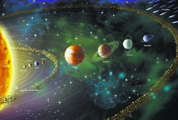 科技——刷新認知你真的以為月亮在圍繞地球轉 - 每日頭條