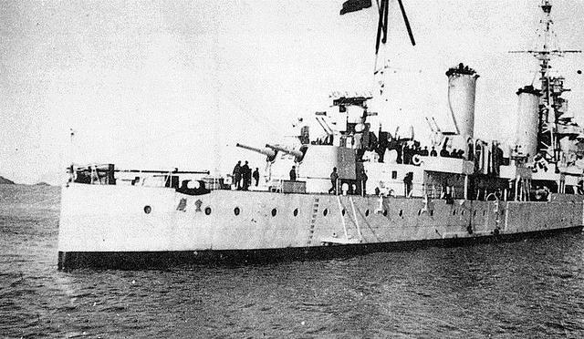 新中國海軍大口徑艦炮發展史——從奮起直追到彎道超車 - 每日頭條