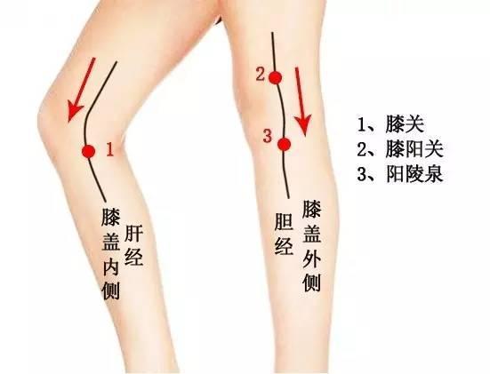 木易刮痧:如何緩解膝關節疼痛,寒涼~ - 每日頭條