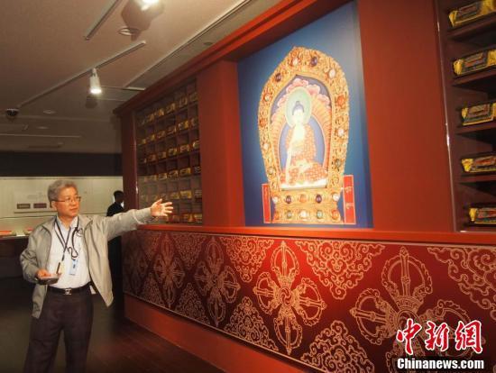 臺北故宮展出《龍藏經》等逾百件珍貴藏傳佛教文物 - 每日頭條
