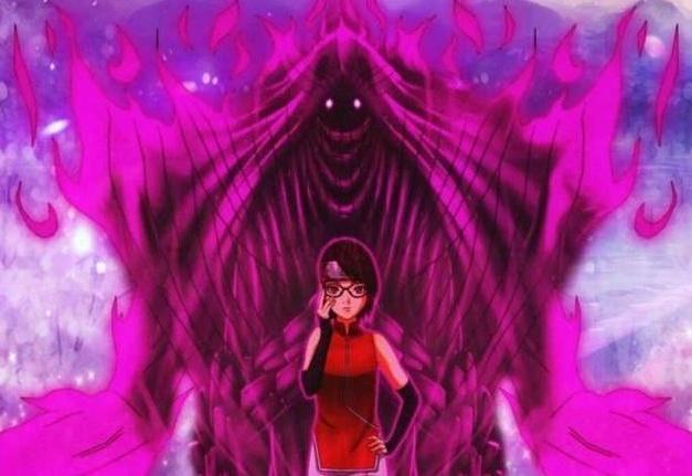 火影忍者博人傳:小輩們成年後的最強形態,神秘組織「殼」追求神 - 每日頭條