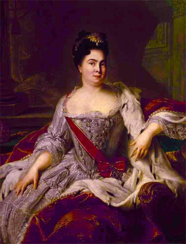 其中一個韋小寶也真的能看上:俄羅斯帝國歷史上的女沙皇 - 每日頭條