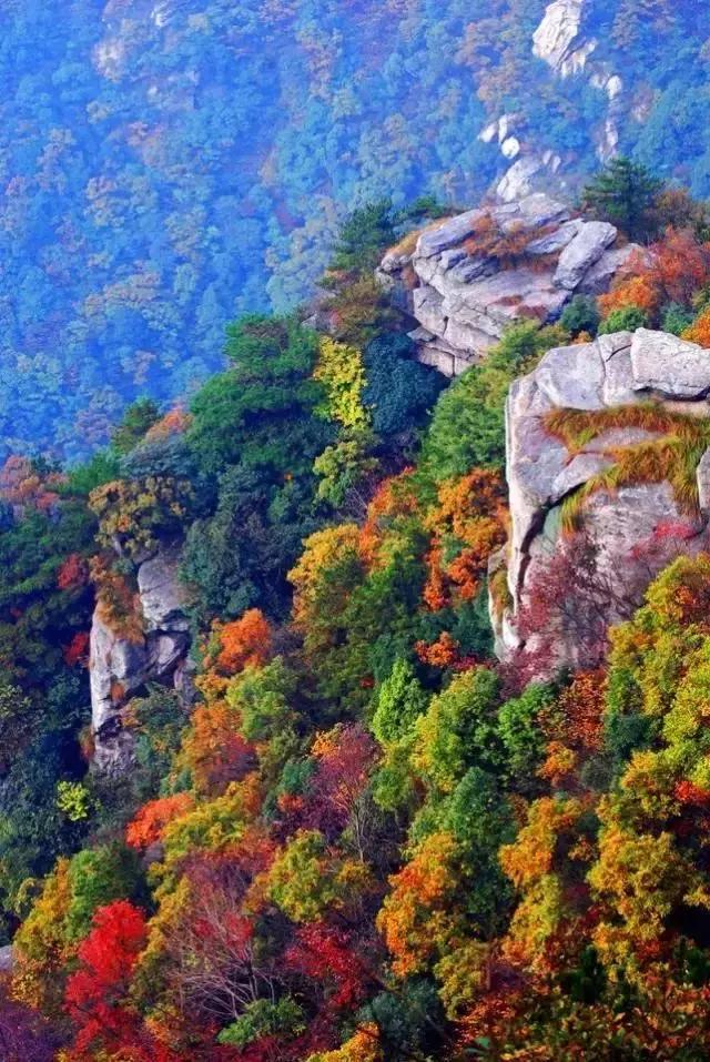 30幅照片。30個自駕目的地。告訴你中國的秋季到底有多美! - 每日頭條