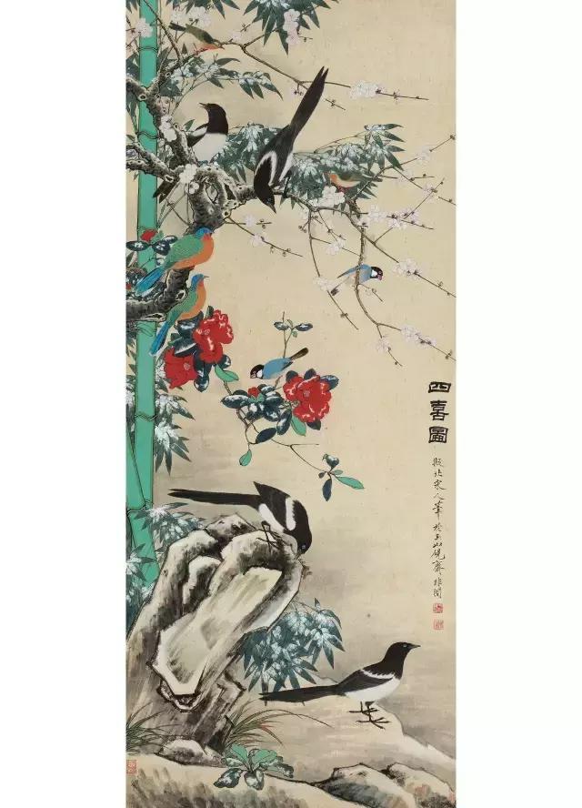 北京保利拍賣這些年來天價成交的中國近現代書畫 - 每日頭條