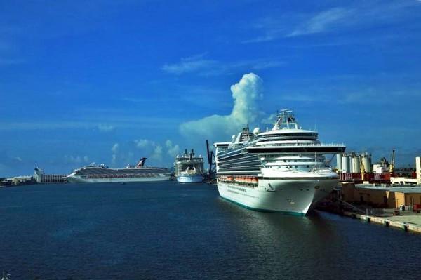 加勒比海公主號之行 - 每日頭條