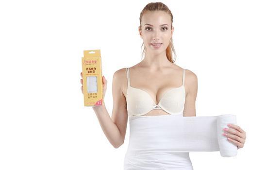 收腹帶的正確使用方法 產後腹帶用的不對反傷身 - 每日頭條
