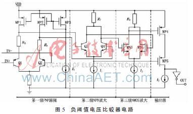 一種低功耗同步BUCK晶片的過零檢測電路設計 - 每日頭條
