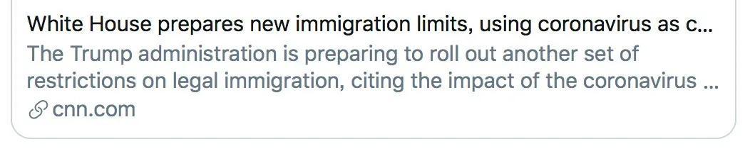 曝美國移民限制令即將升級:禁止H1B,L1入境,取消OPT延期…… - 每日頭條