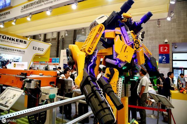5大應用範圍分析中國工業機器人發展前景趨勢 - 每日頭條