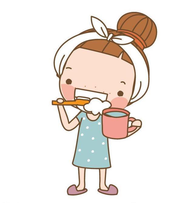 飯前刷牙好還是飯後刷牙好?看口腔醫生怎麼說 - 每日頭條