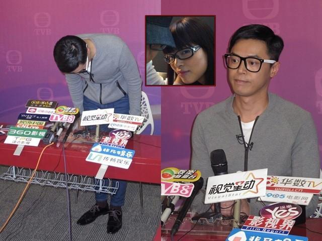 TVB賤男主持李潤庭偷吃人妻還是老婆同事 如今被停工還要離婚 - 每日頭條