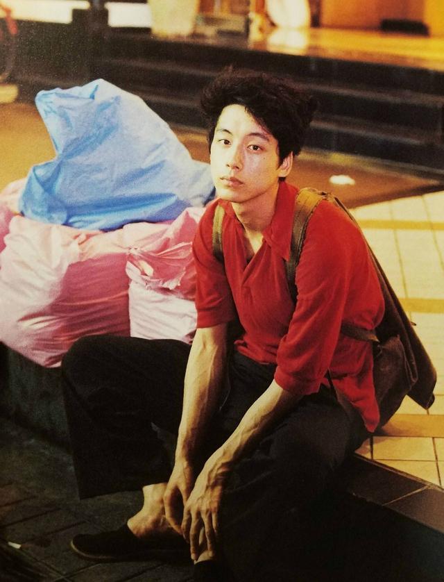 鹽系男——坂口健太郎的穿搭秘密 - 每日頭條