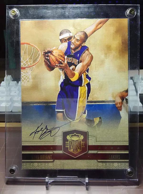 珍藏館。NBA Superstar球星卡 - 每日頭條