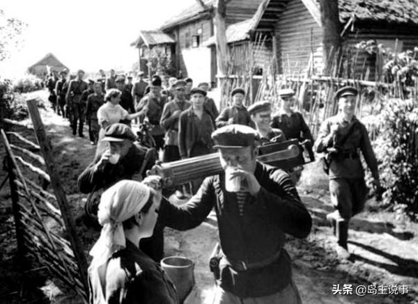 二戰蘇聯游擊隊開闢敵後戰場。如何成為鉗制德軍的重要力量 - 每日頭條