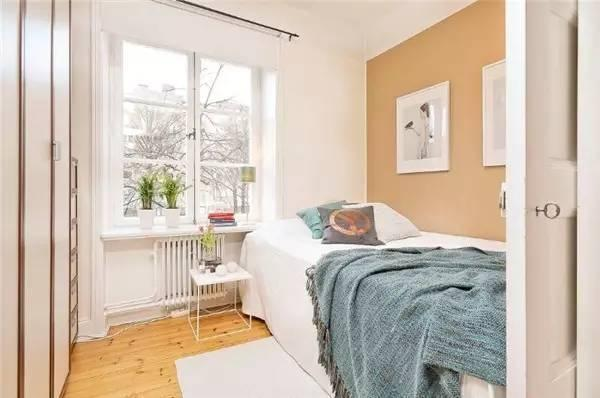 10㎡以下的小臥室怎麼布置才舒服?這幾條要點讓小空間更有格調 - 每日頭條
