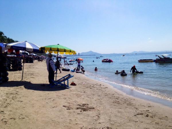 曼谷幫森有本土化的海灘 - 每日頭條
