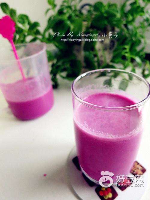 完美組合之火龍果蘋果奶汁 - 每日頭條