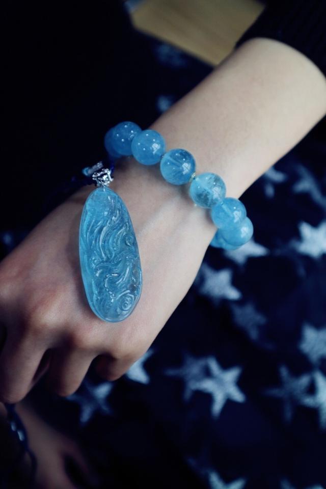 詳談海藍寶和托帕石如何區分 - 每日頭條