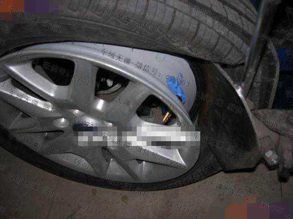 新車 備胎卻不見!車主大怒:日本車減配!可人家說:這是高科技 - 每日頭條