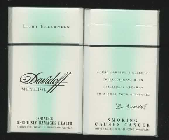 大衛杜夫菸草品牌。大衛杜夫香菸。捲菸品牌。香菸價格。大衛杜夫規格 - 每日頭條