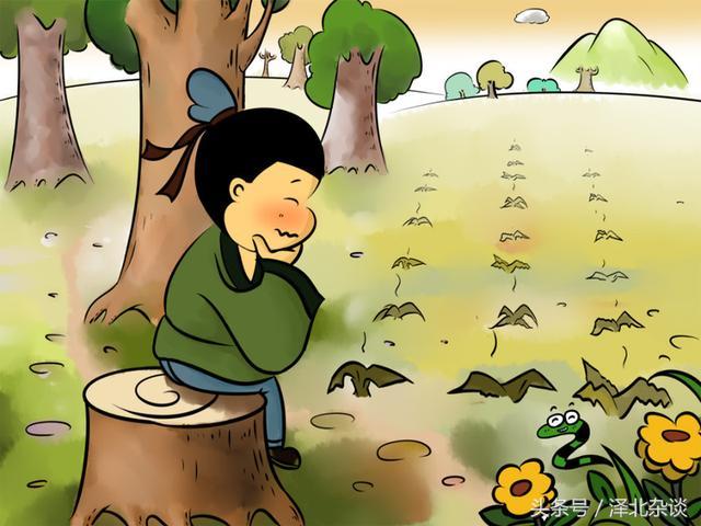 小時候課本里學的反面成語故事,長大後很多人成了主人公。 - 每日頭條