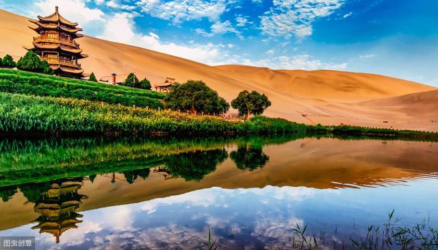 【旅遊】國家5A級景區有哪些-甘肅、青海、寧夏、新疆 - 每日頭條