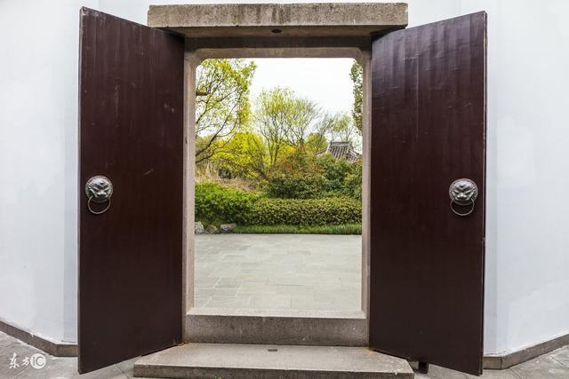 「家居風水」門對門的風水化解大全。太有用了。值得收藏! - 每日頭條