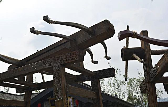 諸葛連弩有多可怕?古代射速最快的遠程武器,堪比步槍 - 每日頭條