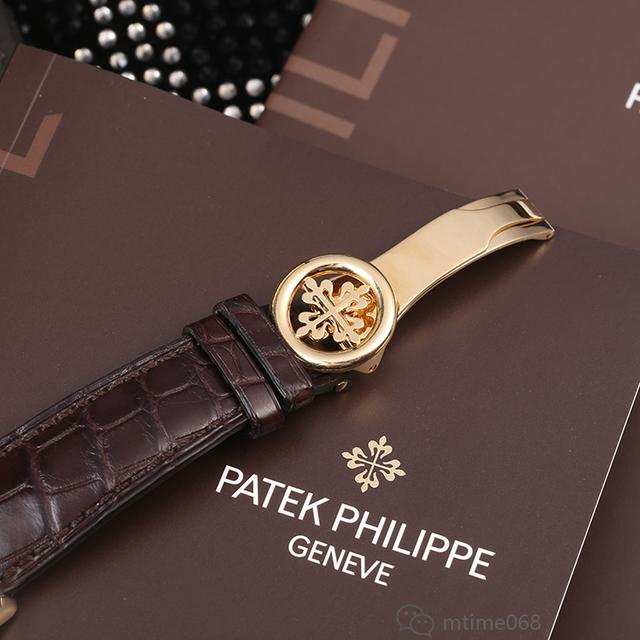 百達翡麗 pp 5146J複雜功能計時系列自動機械 手錶 - 每日頭條