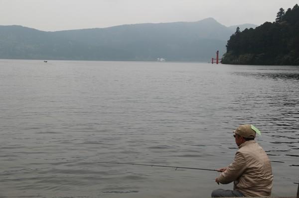 箱根神社、蘆之湖、富士山 感受日本之三 - 每日頭條
