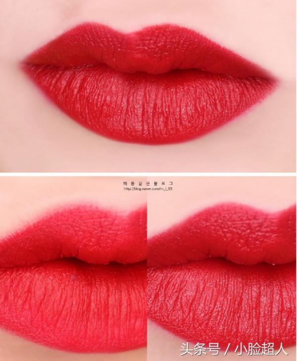 最美不過大紅唇,mac紅色系口紅有哪些? - 每日頭條