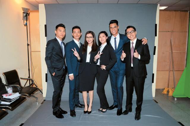 又一部TVB港劇將在月底播出,是2018年唯一一部律政劇! - 每日頭條
