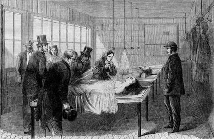 帶你見證19世紀那些聞所未聞的恐怖醫療方法 - 每日頭條
