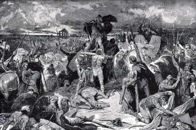 羅馬帝國衰落的日子裡。阿提拉是如何建立了匈奴帝國的? - 每日頭條
