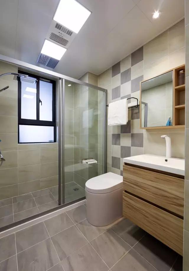 你家衛生間牆磚和地磚搭配的好看嗎?給你支幾招! - 每日頭條