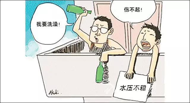 你造嗎?一把恆溫花灑就能改善冷熱不均的洗澡水 - 每日頭條