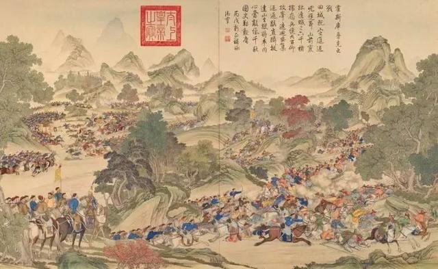 郎世寧|清朝著名宮廷畫家作品100幅 - 每日頭條