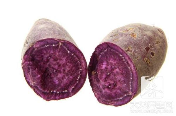 紫薯粥的功效有哪些? - 每日頭條
